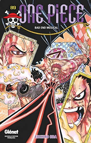 One piece n° 89 Bad end musical