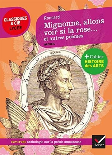 """<a href=""""/node/20291"""">Mignonne, allons voir si la rose</a>"""