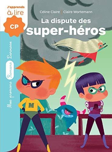 Le super-club La dispute des super-héros