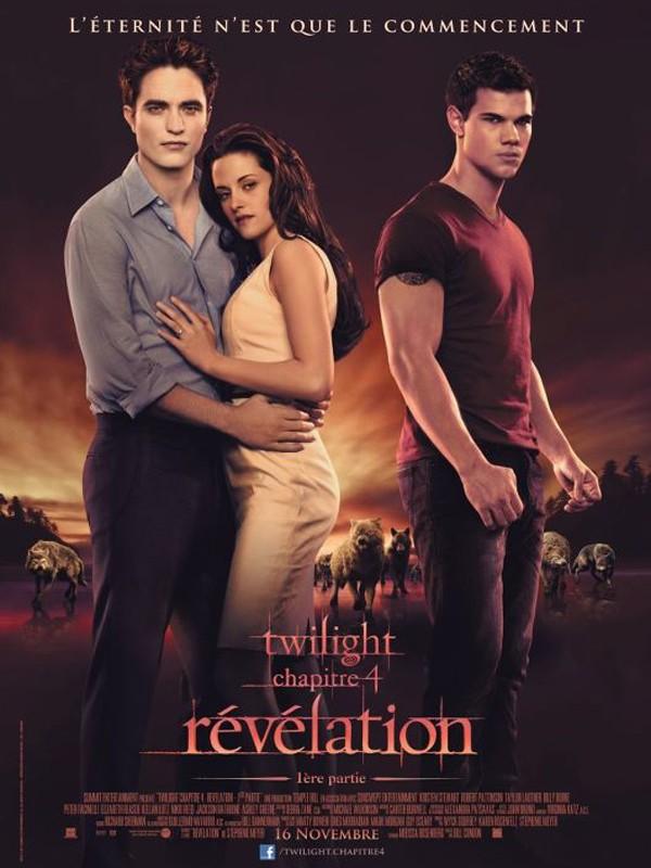 Twilight - Chapitre IV : Révélation - 1ère partie