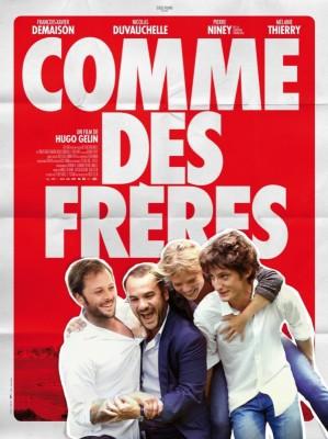 vignette de 'Comme des frères (Hugo Gélin)'