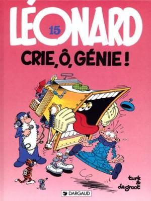 """Afficher """"Léonard . n° 15 Crie, ô, génie !"""""""