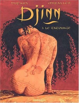 """Afficher """"Djinn n° 3 Le tatouage"""""""