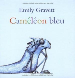 """Afficher """"Caméléon bleu"""""""