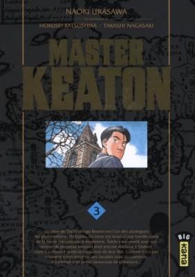 "Afficher ""Master Keaton n° 3"""