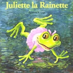"""Afficher """"Juliette la rainette"""""""
