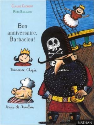 """Afficher """"Bon anniversaire Barbaclou !"""""""