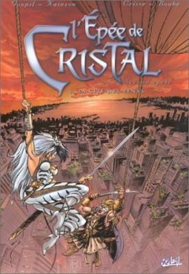 """Afficher """"L'Épée de cristal n° 6 La cité des vents"""""""