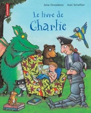 """Afficher """"Le livre de Charlie"""""""