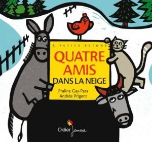 """Afficher """"Quatre pour amis dans la neige"""""""