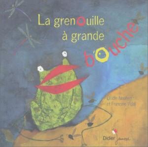 """Afficher """"La grenouille à grande bouche"""""""