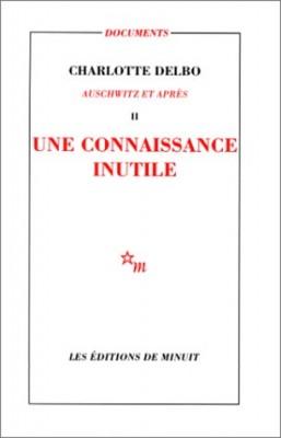 """Afficher """"Auschwitz et après n° 2 Une Connaissance inutile"""""""