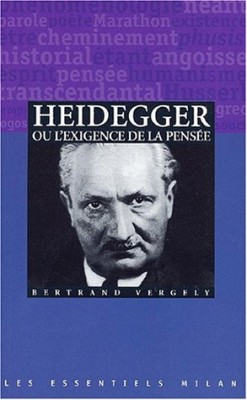 """Afficher """"Heidegger ou L'exigence de la pensée"""""""
