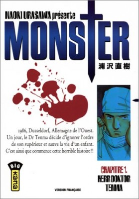 "Afficher ""Monster. n° 1 Herr Doktor Tenma"""