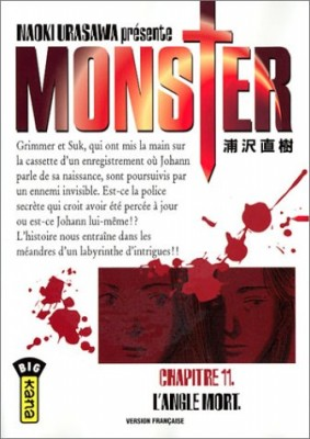 "Afficher ""Monster n° 11 L'angle mort"""