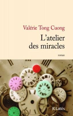 vignette de 'L'atelier des miracles (Valérie Tong Cuong)'