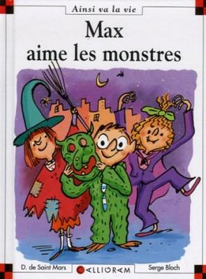 """Afficher """"Max et Lili n° 78 Max aime les monstres"""""""