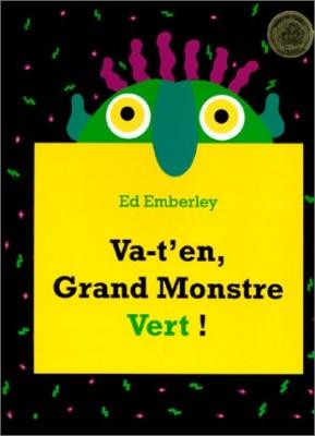 vignette de 'Va-t'en, grand monstre vert ! (Ed Emberley)'