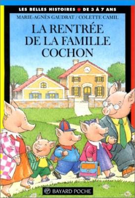 """Afficher """"La rentrée de la famille Cochon"""""""