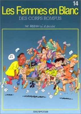 """Afficher """"Les Femmes en blanc n° 14 Des corps rompus"""""""