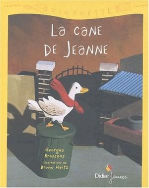"""Afficher """"""""La cane de Jeanne"""""""""""