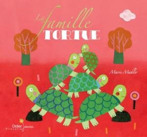 vignette de 'La famille tortue (Mahler, Marie)'