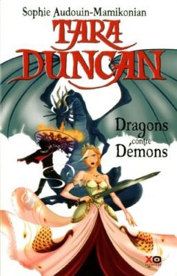 "Afficher ""Tara Duncan n° 10 Dragons contre démons"""