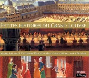 """Afficher """"Petites histoires du grand Louvre"""""""