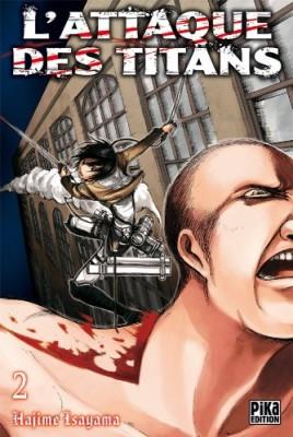 vignette de 'L'attaque des titans n° 2 (Hajime Isayama)'