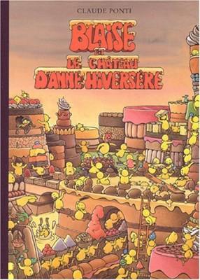 """Afficher """"Blaise et le château d'Anne Hiversère"""""""