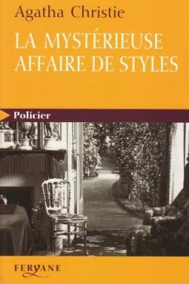 """Afficher """"La mystérieuse affaire de Styles"""""""