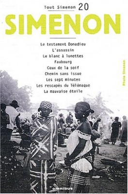 """Afficher """"Tout Simenon n° 20"""""""