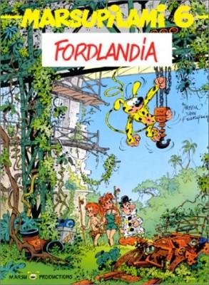 "Afficher ""Marsupilami n° 06 Forlandia"""