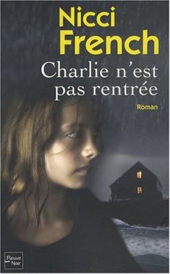 """Afficher """"Charlie n'est pas rentrée"""""""