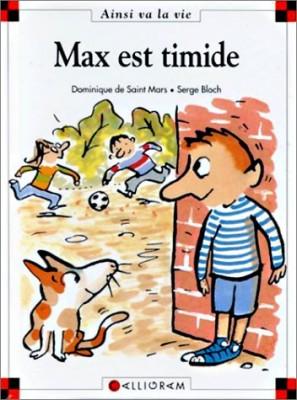 """Afficher """"Max et Lili n° 3 Max est timide"""""""