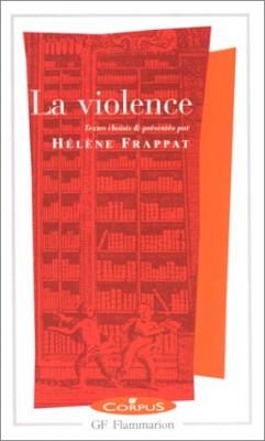 "Afficher ""La violence"""