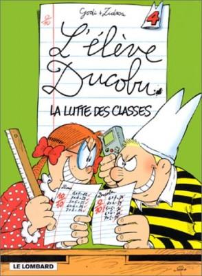 """Afficher """"L'élève Ducobu n° 4 La lutte des classes"""""""