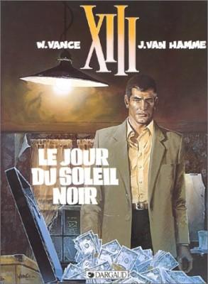 """Afficher """"XIII cycle 1 n° 1 Le jour du soleil noir"""""""