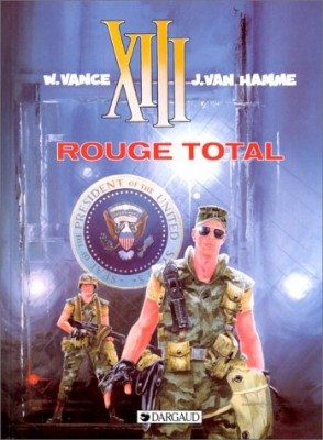 """Afficher """"XIII n° 5 Rouge total"""""""