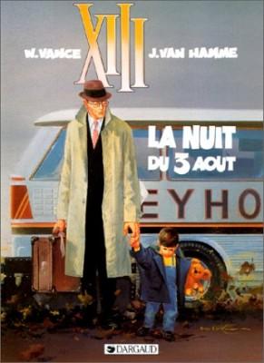 """Afficher """"XIII n° 7 La nuit du 3 août"""""""