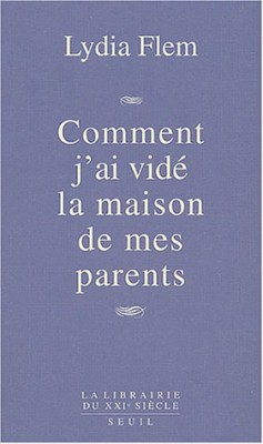 "Afficher ""Comment j'ai vidé la maison de mes parents"""