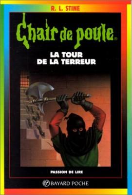 """Afficher """"Chair de poule n° 18 La tour de la Terreur"""""""