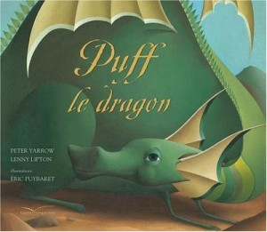 "Afficher ""Puff le dragon"""
