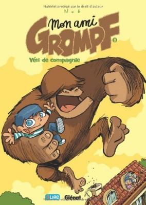 """Afficher """"Mon ami Grompf n° 1 Yéti de compagnie"""""""