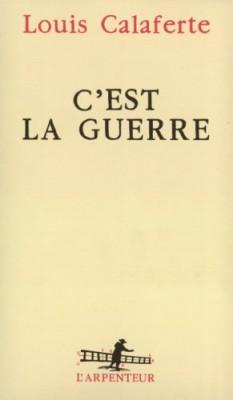 """Afficher """"C'est la guerre"""""""