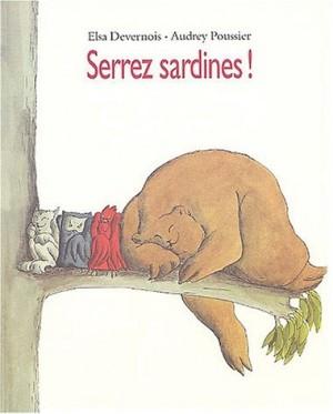 """Afficher """"Serrez sardines !"""""""