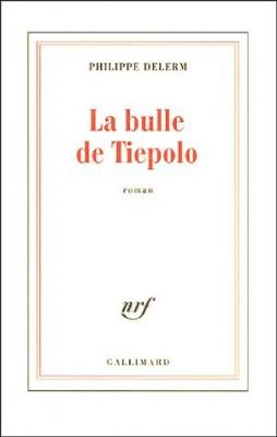 vignette de 'La bulle de Tiepolo (Philippe Delerm)'
