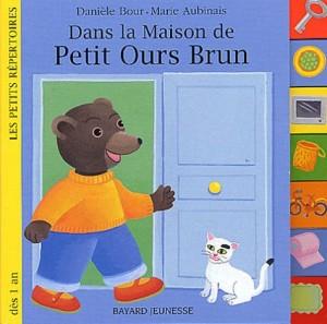 """Afficher """"Petit Ours Brun n° 5 Dans la maison de Petit Ours brun"""""""
