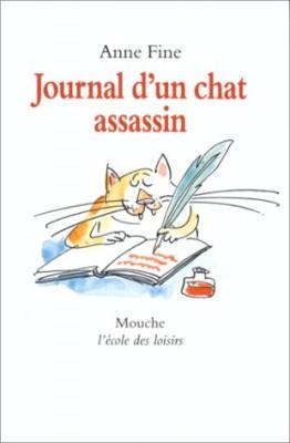 """Afficher """"Le chat assassin Journal d'un chat assassin"""""""