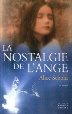 vignette de 'La nostalgie de l'ange (Alice Sebold)'